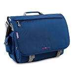 J World Thomas Messenger Bag (Navy)